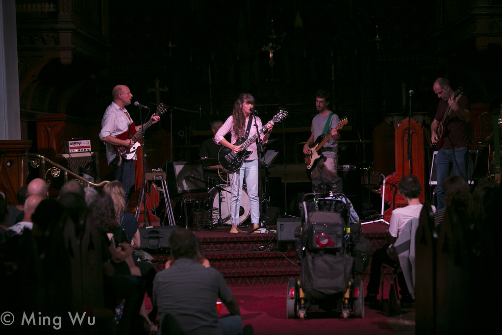 Julie Doiron & The Wooden Stars @ St. Albans Church