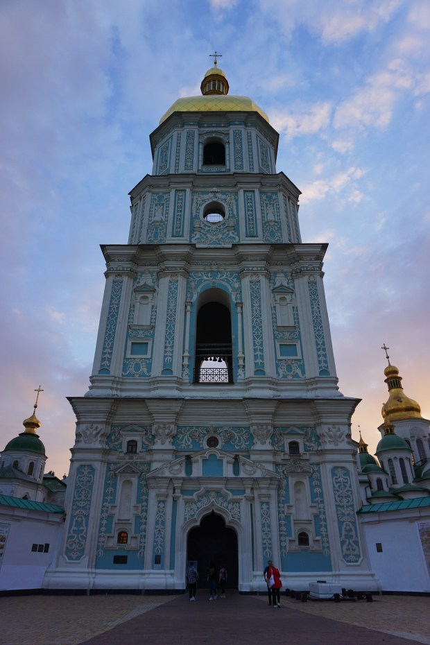 Bell tower of Saint Sophia Cathedral