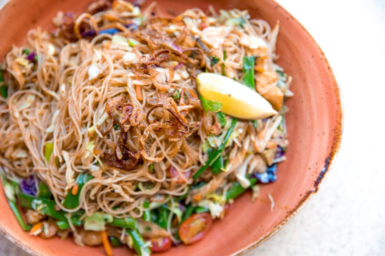 PF Chang's Waikiki Restaurant Singapore Street Noodles