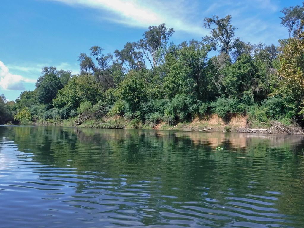 Savanah River with LCU-135