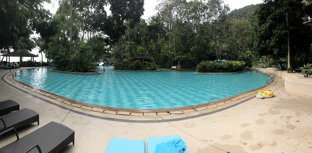 Pool- The Andaman