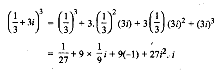 UP Board Solutions for Class 11 Maths Chapter 5 Complex Numbers and Quadratic Equations 5.1 9