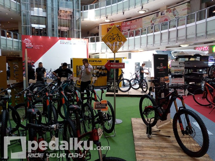 Ride With Rodalink - Mall Artha Gading - Pedalku - 2