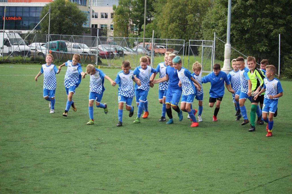 02.09 FC AJAX U12 vs MRJK