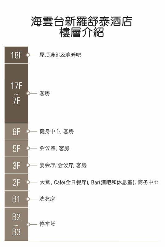 Shilla Stay Haeundae Busan Map 2