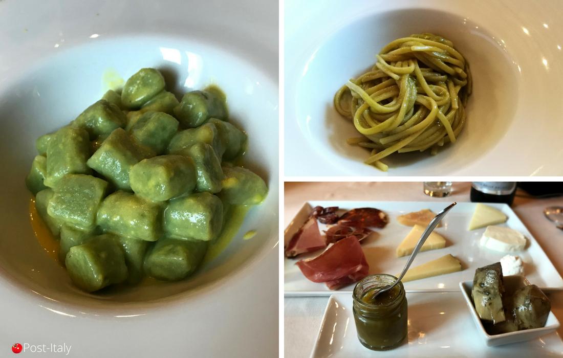 Locanda Mammì, restaurante no Molise.