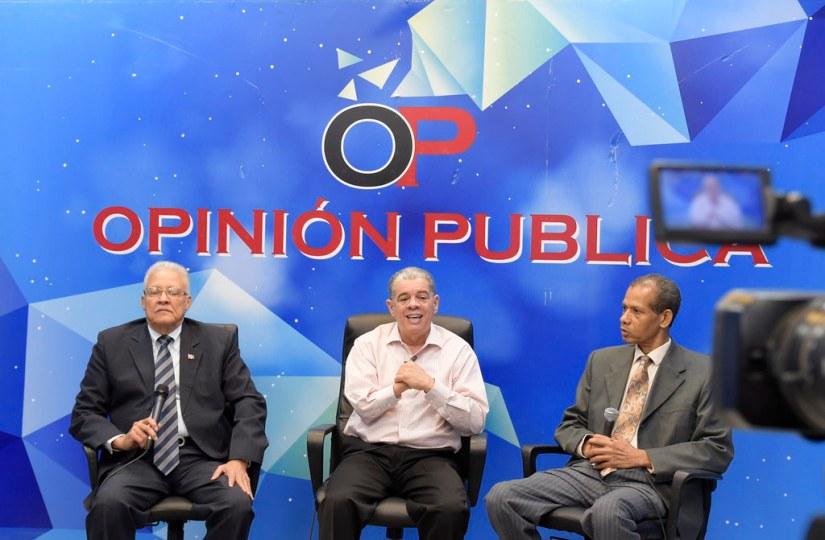 Programa Opinión Publica Valle Visión TV en La Vega 11 de Agosto2018
