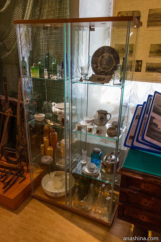 Приморский краеведческий музей, Койвисто