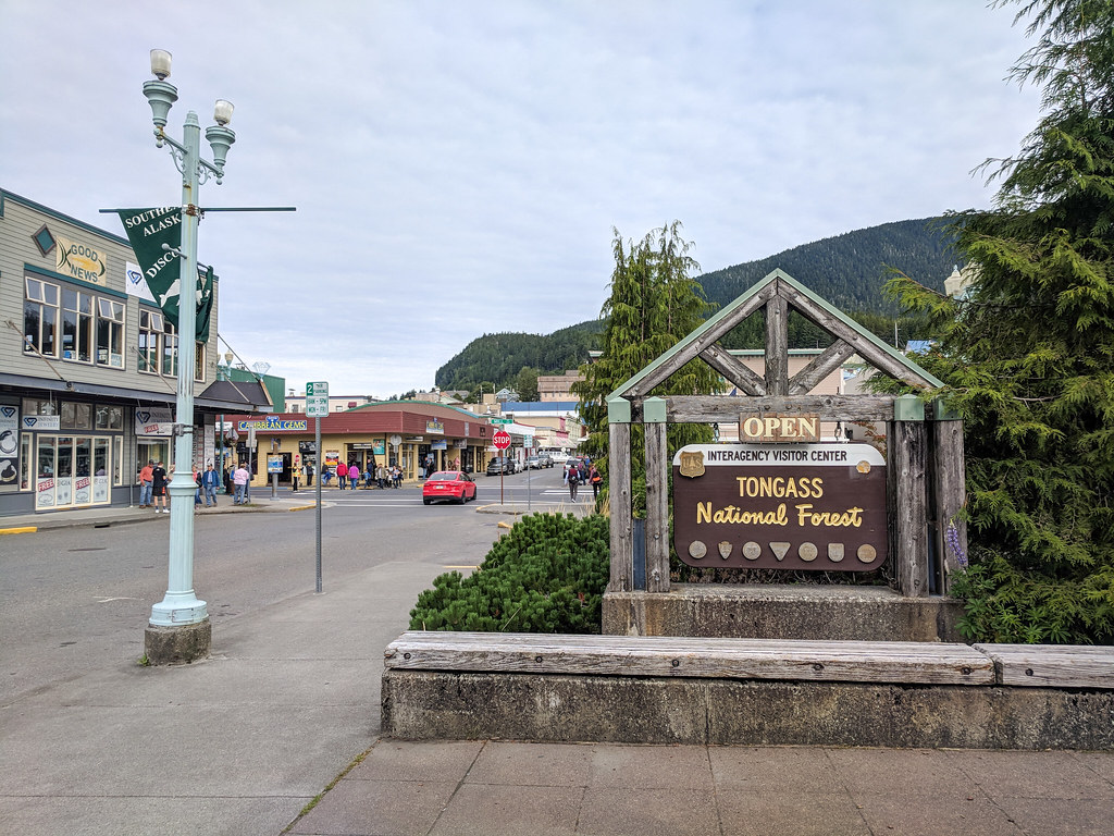 Southeast Alaska Discovery Center - Tongass National Forest