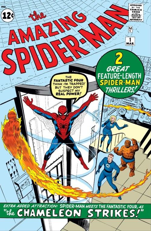Amazing Spider-Man (1963) #1