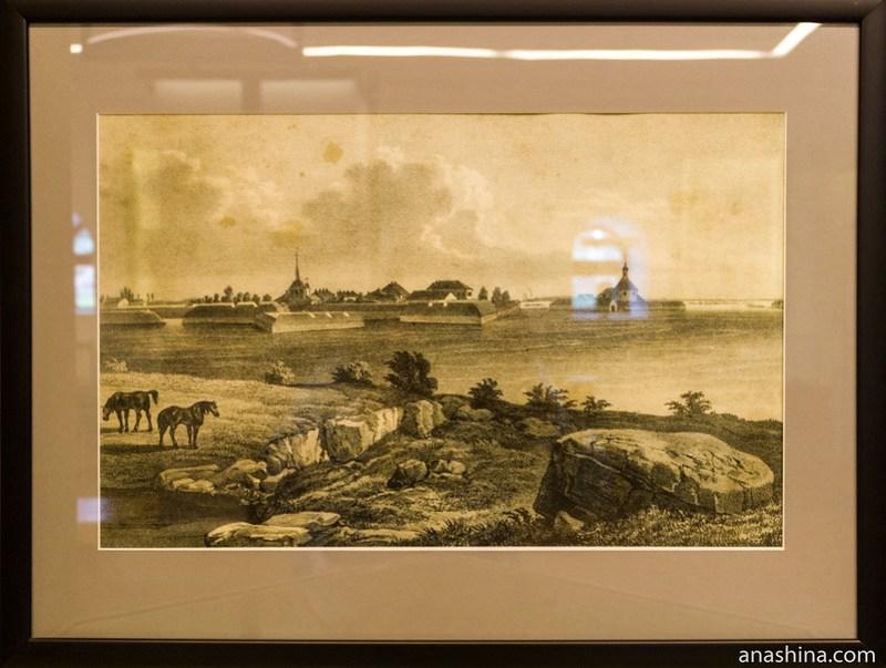 Крепость Кексгольм