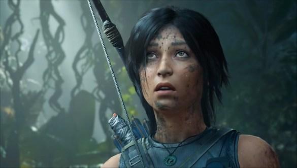 Shadow of the Tomb Raider - Scared Lara