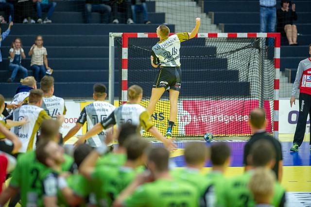 Lions - Westwien EHF voorronde 1  8-9-18