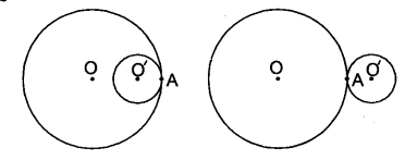 UP Board Solutions for Class 9 Maths Chapter 10 Circle 10.3 1.1
