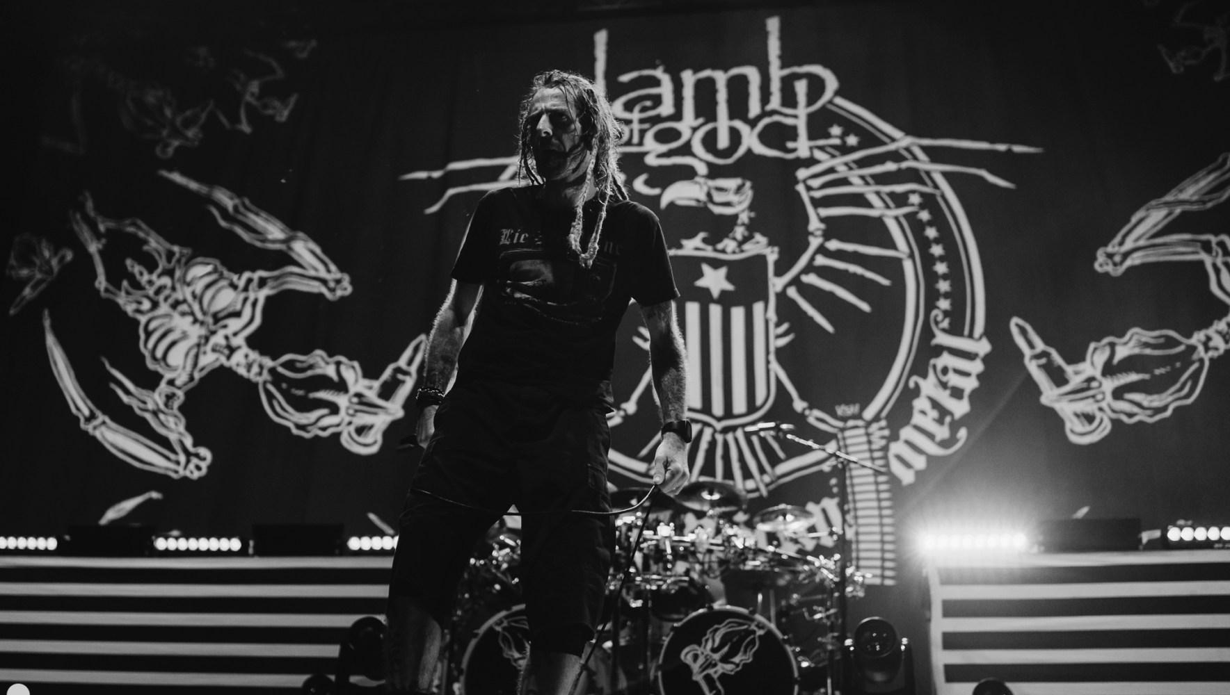 Lamb of God - San Antonio, TX - Aug 15 2018