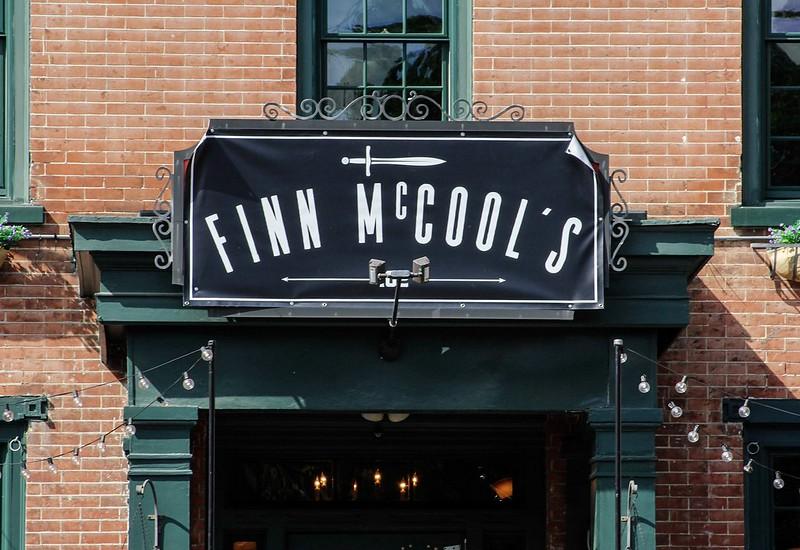 Finn McCool's/Rooney's - Louis Mason