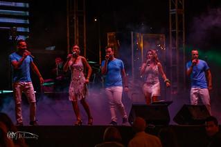 La Gran Orquesta. Agosto 2018.