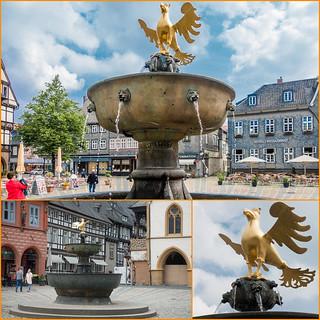 Goslar Marktbrunnen