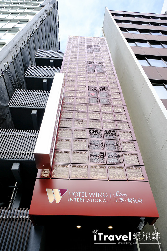 东京上野饭店推荐 Hotel Wing International Select Ueno-Okachimachi (5)