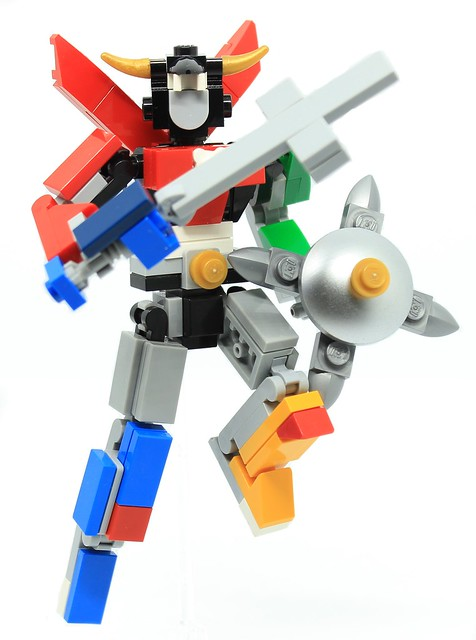 Voltron : (tiny) Defender of the Universe