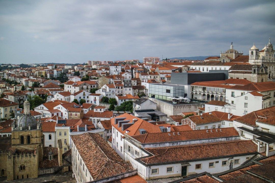 Coimbra, cosa vedere