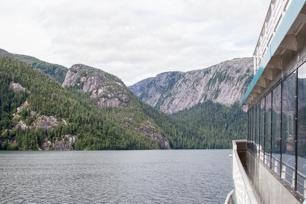 Allen Tours - Misty Fjords National Monument