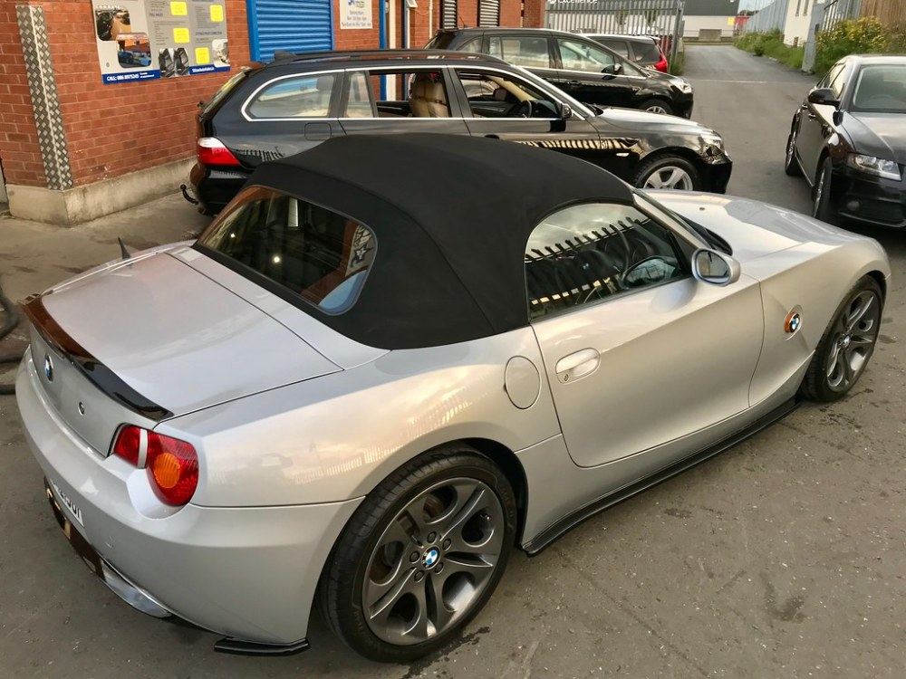 medium resolution of bmw z4 3 0i 6 speed manual long tax nct serviced and valeted archive backroads forums