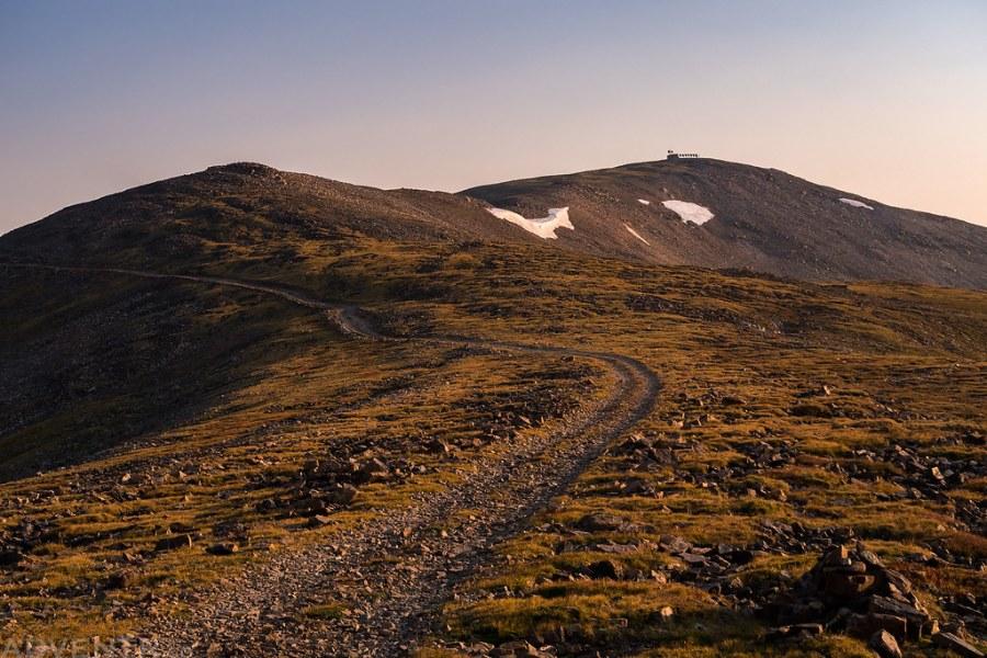 To Kuss Peak