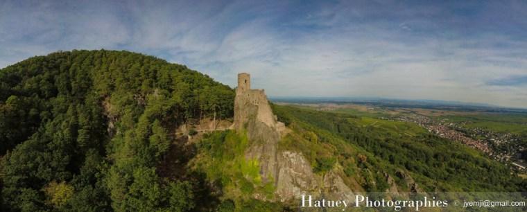 Chateau du Girsberg, Ribeauville