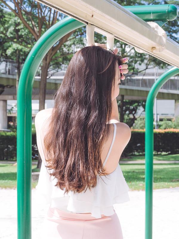Jacelyn Phang X Hair Colouring Experience