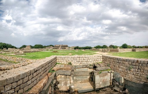 Royal Enclosure, Hampi – Discover India
