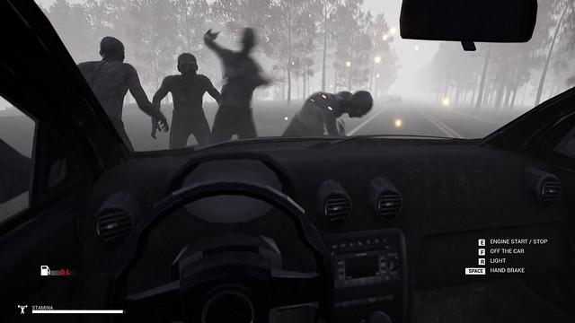 Mist Survival - zombiji