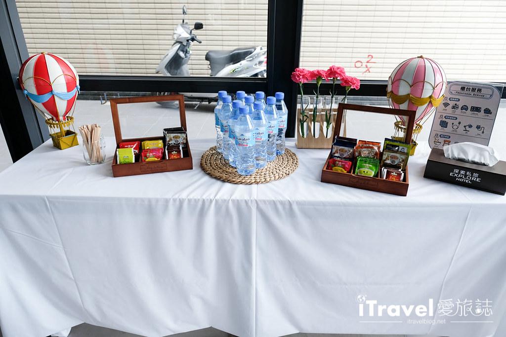 台中飯店推薦 探索私旅Explore Hotel (4)
