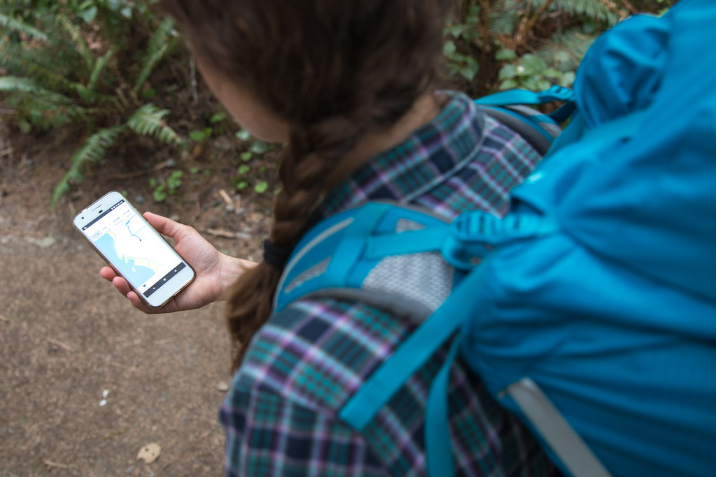 The Best Navigation App: How to Use Gaia GPS • Angela Travels