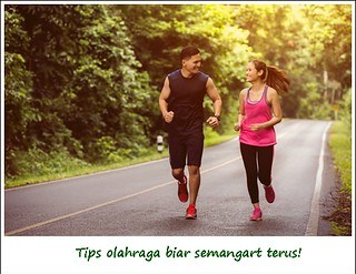 Tips Agar Olahraga Selalu Semangat Dan Gak Loyo