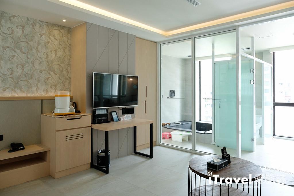 宜兰饭店推荐 幸福之乡温泉旅馆Hsing fu hotel (15)