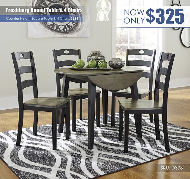 Froshburg Round Table & 4 Chairs_D338-15-01(4)-R400-ALT