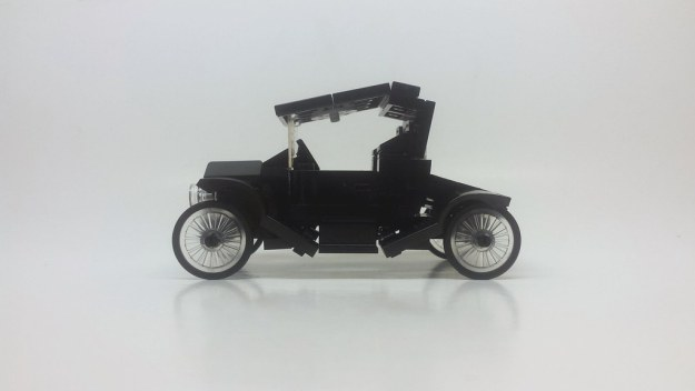 Model T Side Profile