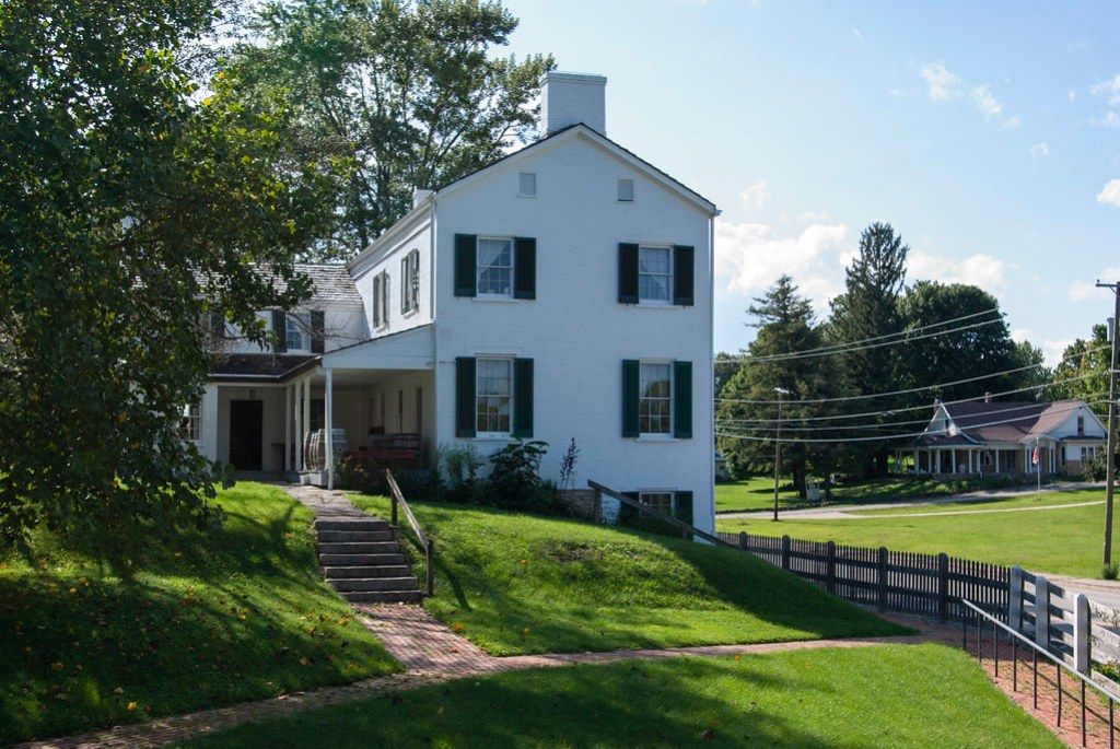 The Huddleston Farmhouse