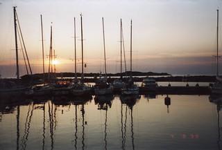 1999 Iirislahti-Tallinna-Hanko-Vänö-Jurmo