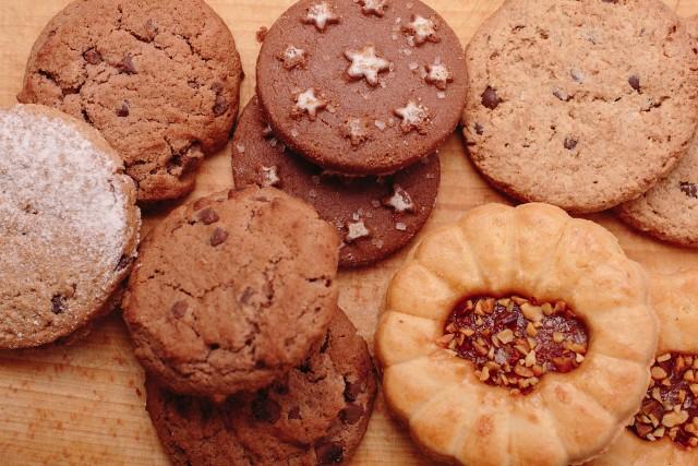 症状が重篤になる可能性もあるチョコレートクッキー