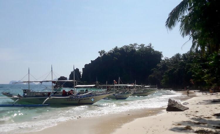 Papaya Beach, El Nido Island Hopping Tours, Survive Travel (4)