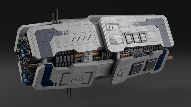 Munsin Class Escort Frigate