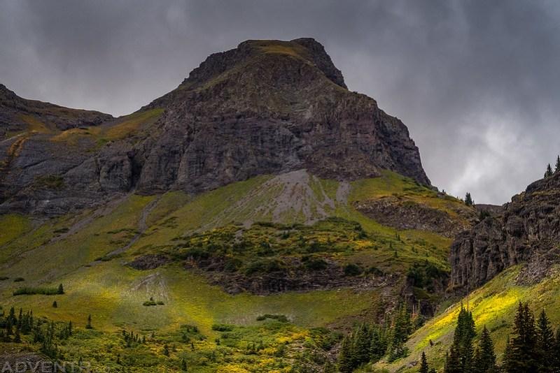 Rugged Peak