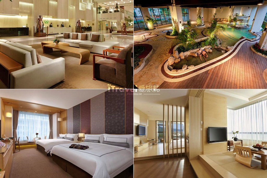 Evergreen Resort Hotel Jiaosi 2