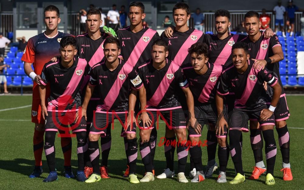 Leganés B 6-2 Rayo B