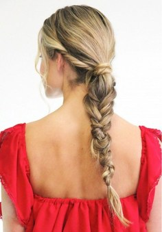 Best HairStyles For 2017/ 2018  – The twisted braid