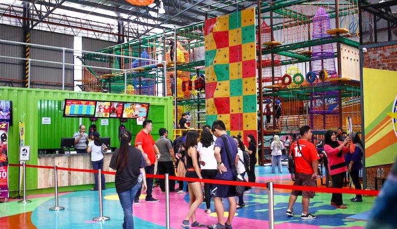 KL Indoor Team Building Activities 1 Day Kuala Lumpur Malaysia enerz