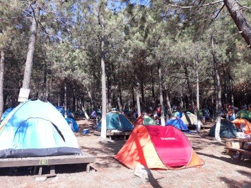 sahil köy kamp