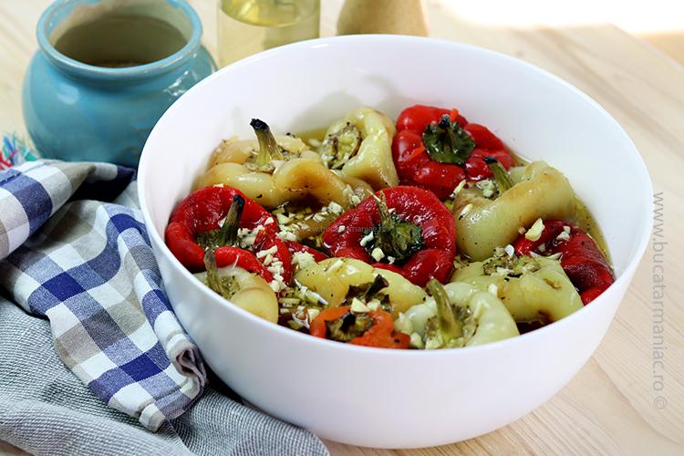 salata de ardei copti 1